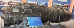 AL31F jet engine