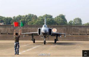 J-8 VS J-11 3