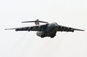 Xian Y-20 Military Transport Aircraft