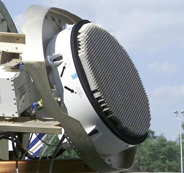 Resultado de imagen de radar del J-20