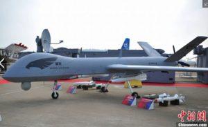 Wing-Loong I (Yilong I UAV)