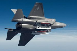US F-35 fighter