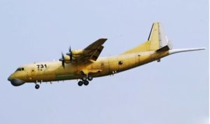 China's Gaoxin-6 anti-submarine warfare aircraft