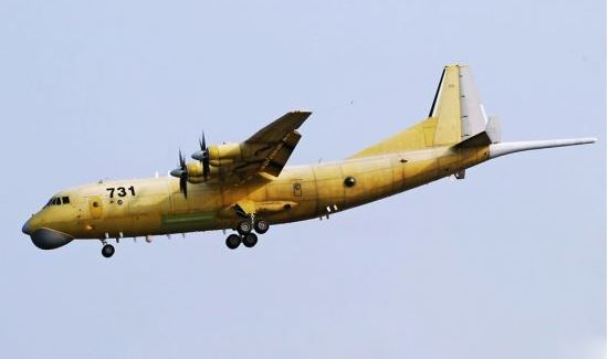 PLA Air Force General News Thread: - Page 5 Chinas-Gaoxin-6-anti-submarine-warfare-aircraft