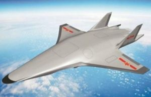 Conception of China's Advanced Hypersonic Weapon WU-14