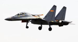 J-16 fighter of China military
