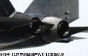 J-31 with homemade engine tested