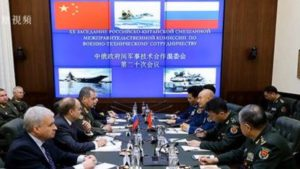 Xu Qiliang meets with Russian Defense Minister Sergei Shoigu