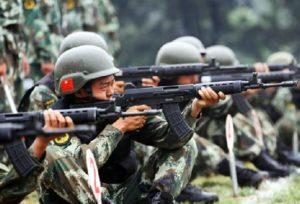 China Anti-Terrorism