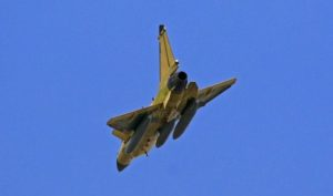 J-10C in trial flight 2