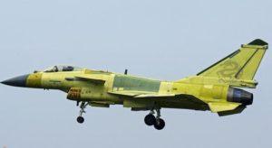 prototype pf J-10C