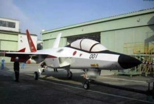 Japan's ATD-X Shinshin fighter