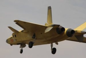 New photo of No. 2101 J-20 fighter 2