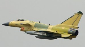 J-10B with PL-10