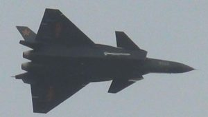 J-20 with PL-10